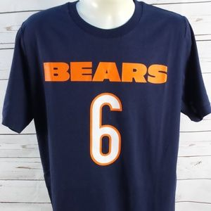 5a5cc8857 NFL Shirts   Tops - RETAIL  25 Chicago Bears Tee Cutler Youth 14 16